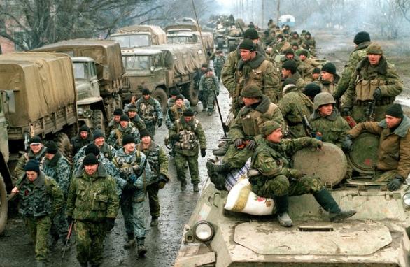 チェチェン 戦争
