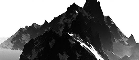 山脈 狂気