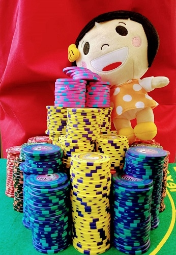 週末ポーカー会!㈮